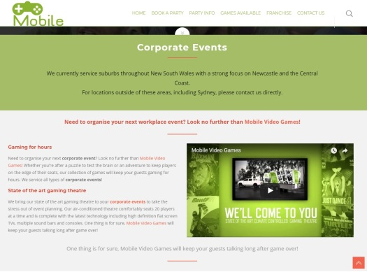 MVG Corporate Events