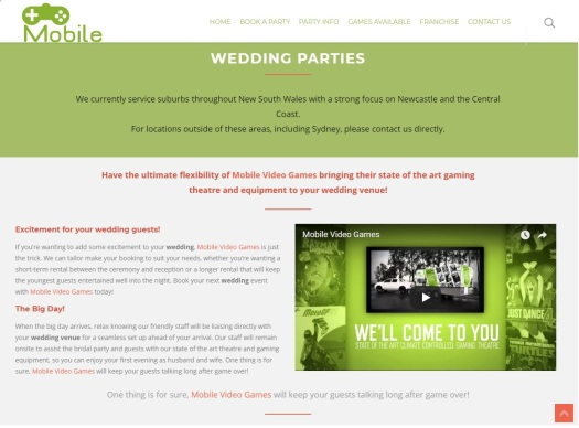 MVG Wedding Parties